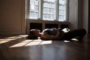 Yin Yoga - Reclined Butterfly