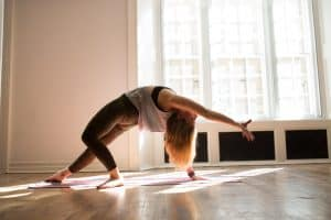 Yoga class styles dynamic yoga Robyn McLaren